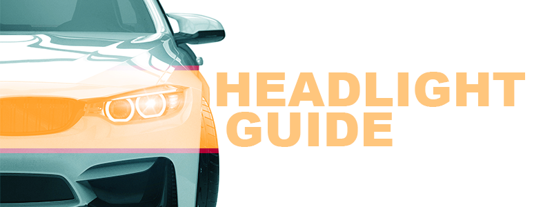 Your guide to headlights
