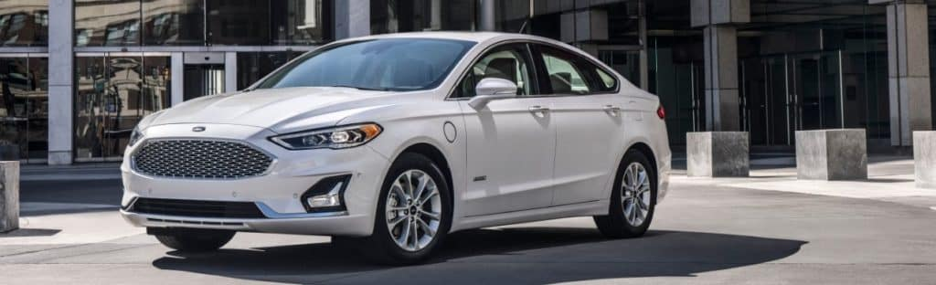 2019 Fusion with Co-Pilot 360
