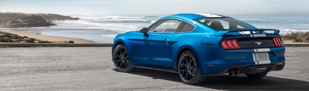 Mustang Performance Pack I
