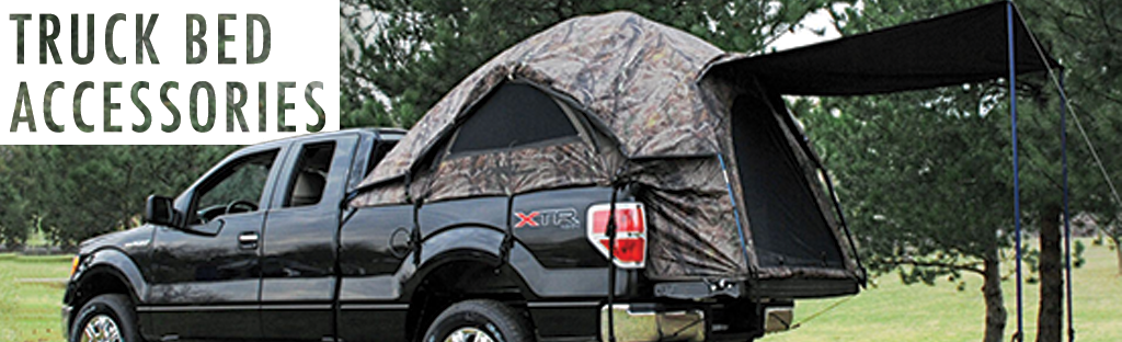 Best and Worst truck bed accessories for camping