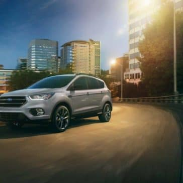 2018 Ford Escape Canada SE Sport Appearance Package in Ingot Silver