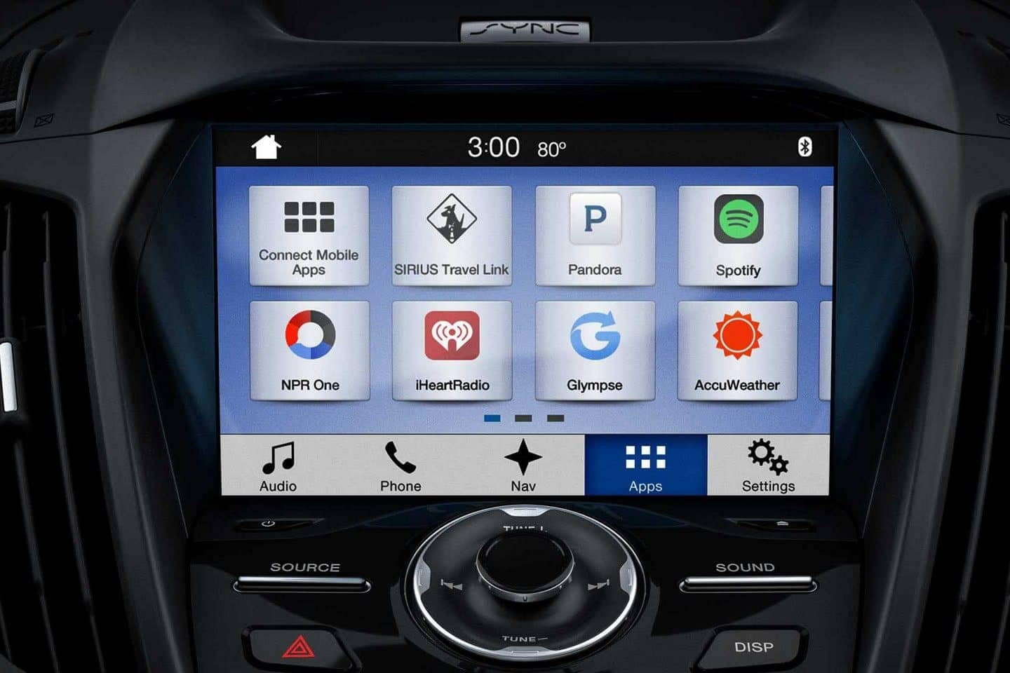 2018 Ford Escape Canada SYNC 3 with Apple CarPlay and Andriod Auto