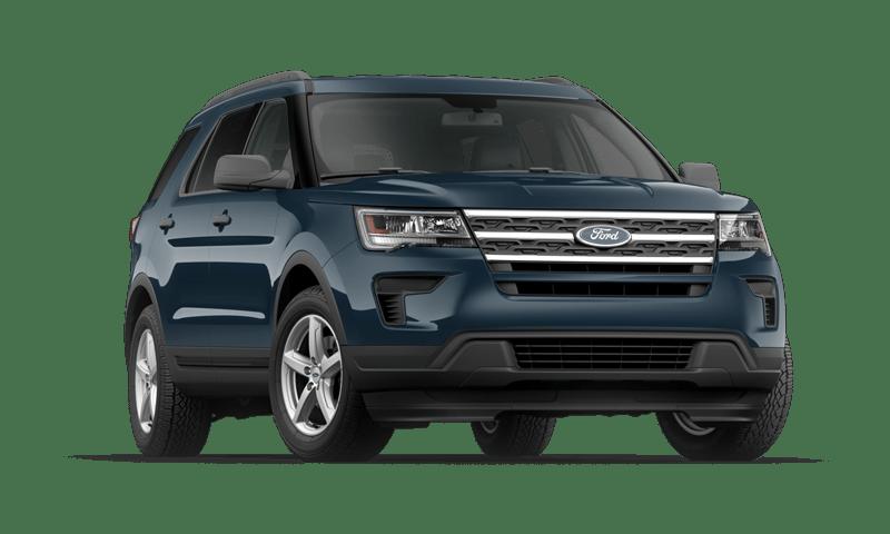 2018 Ford Explorer Canada