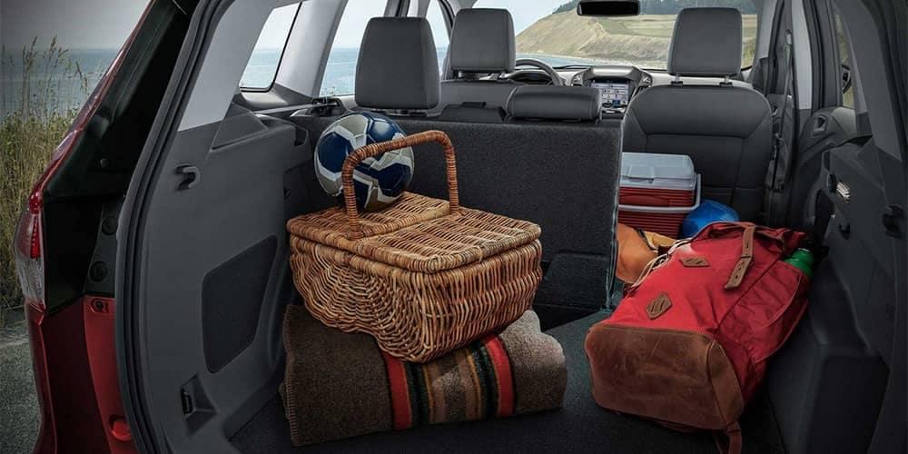 2019 Ford Escape Cargo Area