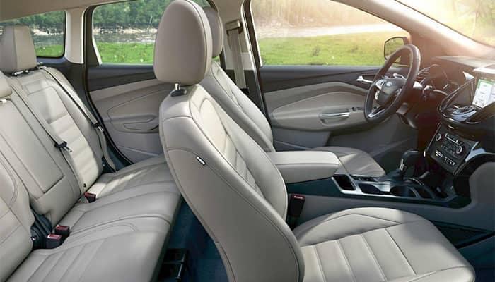 2019 Ford Escape Interior Seating