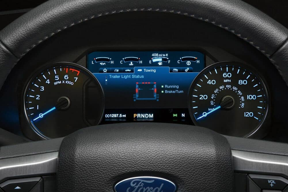 2019 Ford F-150 Features