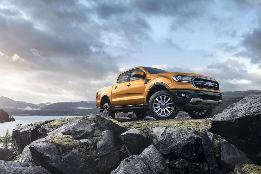 2019 Ford Ranger Mountain Top