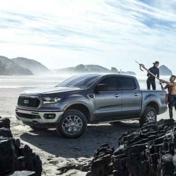 2019 Ford Ranger Parked