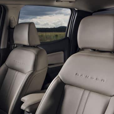 2019 Ford Ranger Seating