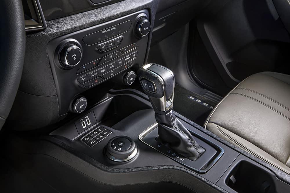 2019 Ford Ranger Shifter