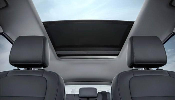 2019 Ford Escape Panoramic Roof