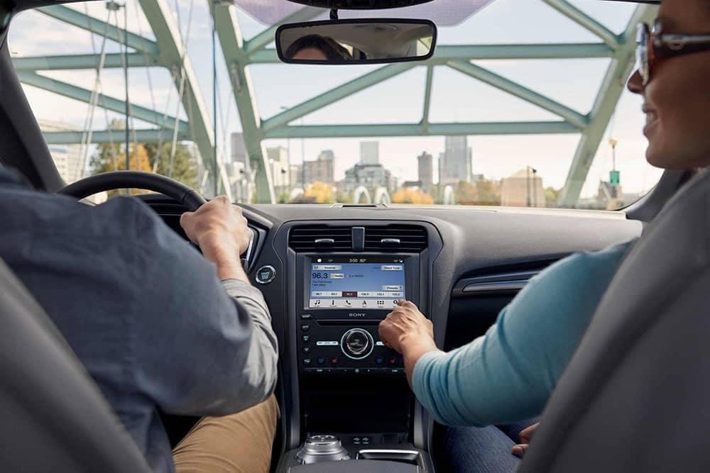 2019 Ford Fusion Interior