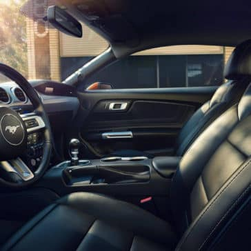 2019 Ford Mustang Cabin