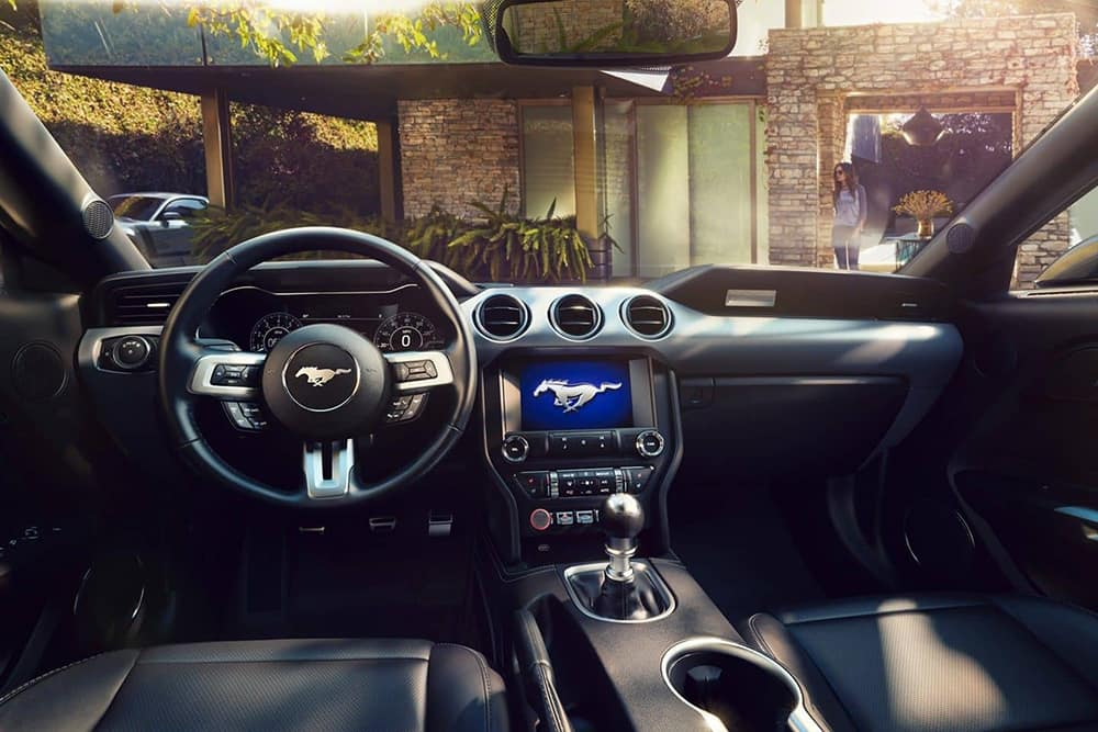 2019 Ford Mustang Dash