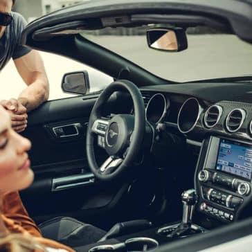 2019 Ford Mustang Passenger