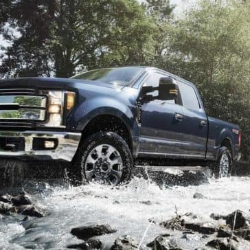 2019 Ford F-250 In Water CA