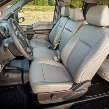 2019 Ford F-250 Seating CA
