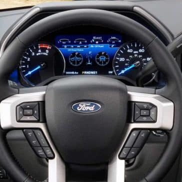 2019 Ford F-250 Steering Wheel CA