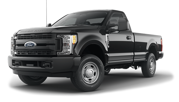 2019 Ford F-250 XL Black