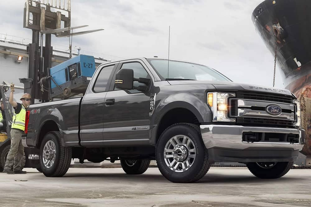 2019 Ford F250 At Work CA