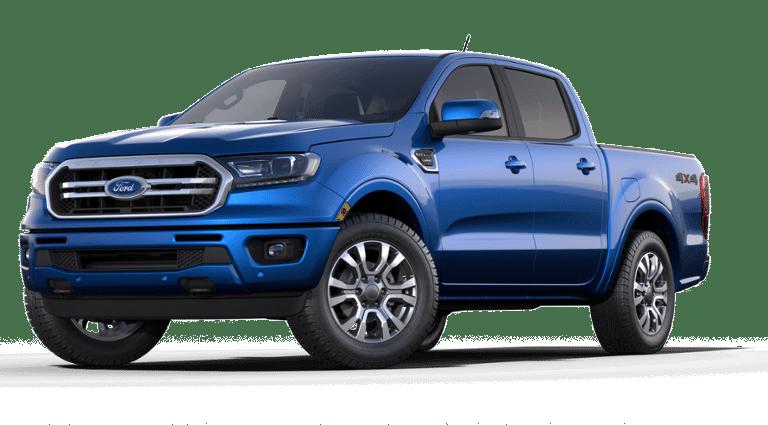 2019 Ford Ranger Lariat CA