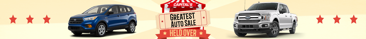 Greatest Auto Sale is Held Over