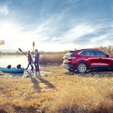 2020 Ford Escape Lakeside