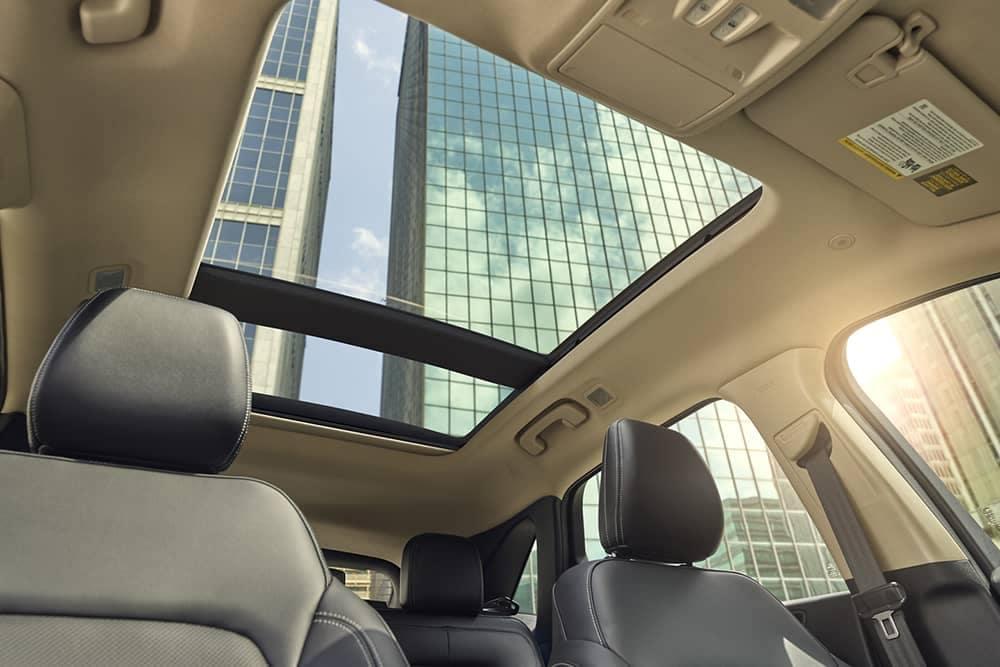 2020 Ford Escape Sunroof