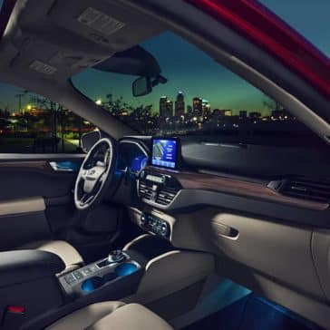 2020 Ford Escape Features