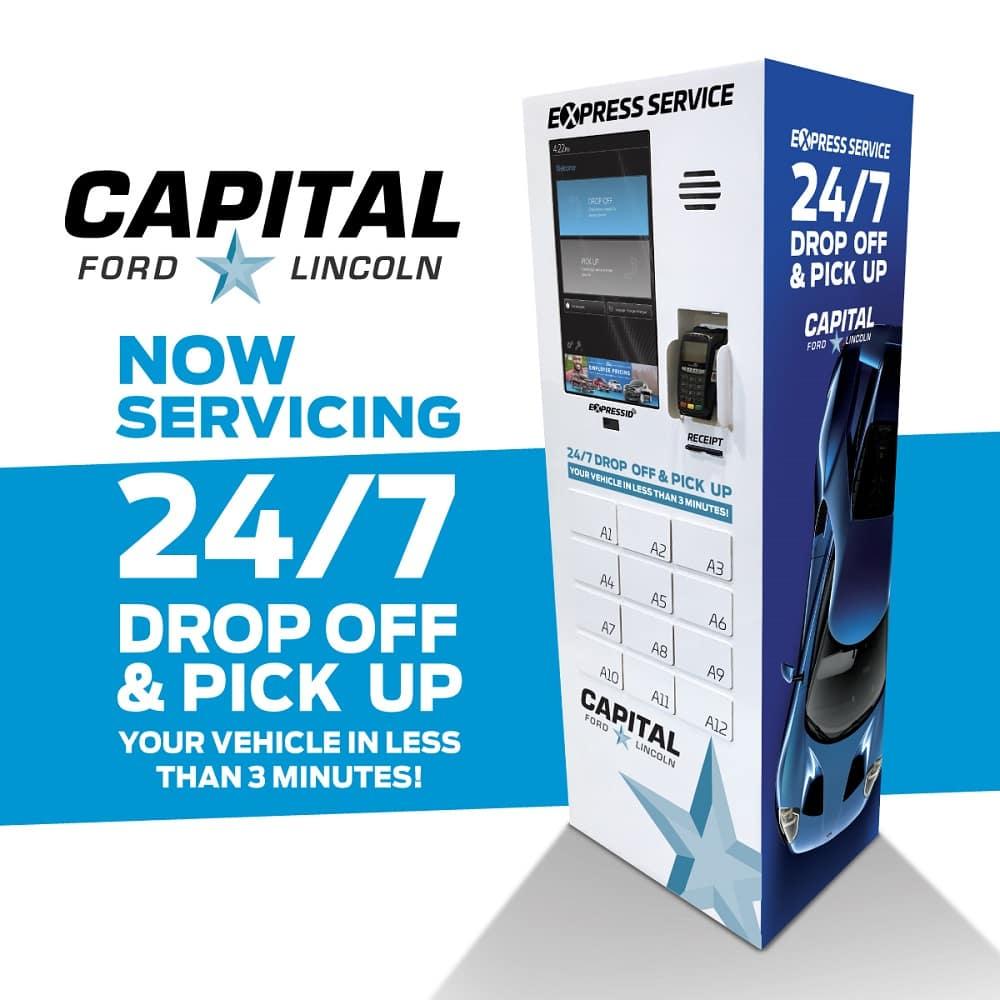 express service capital winnipeg
