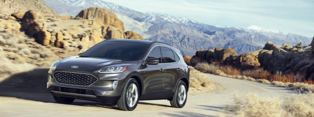 2020 Ford Escape Grey