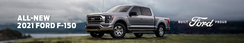 2021 Ford F150