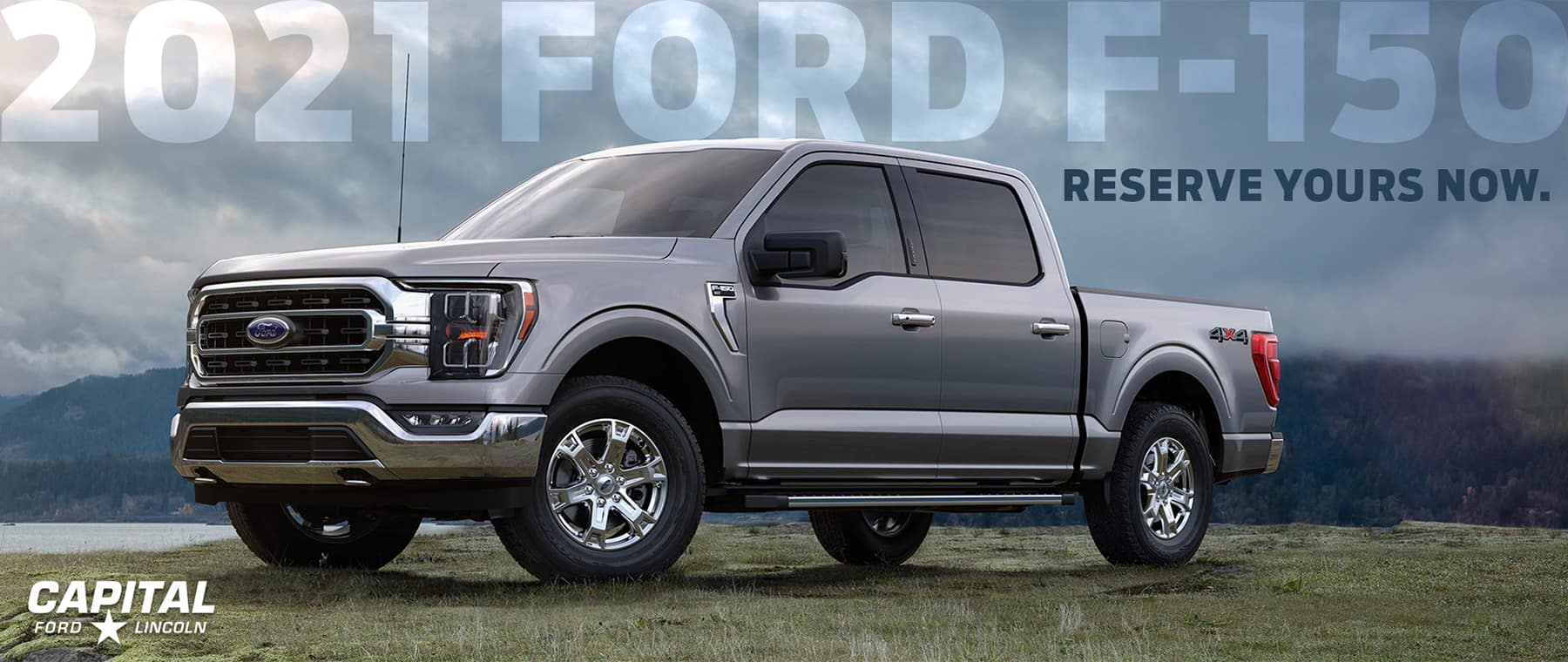 2021 Ford F150 Reserve Yours Now