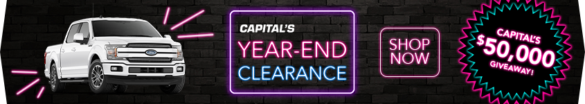 Capital's Year-End Clearance