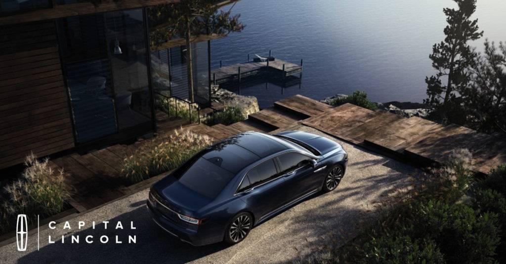 The reimagine Lincoln Continental