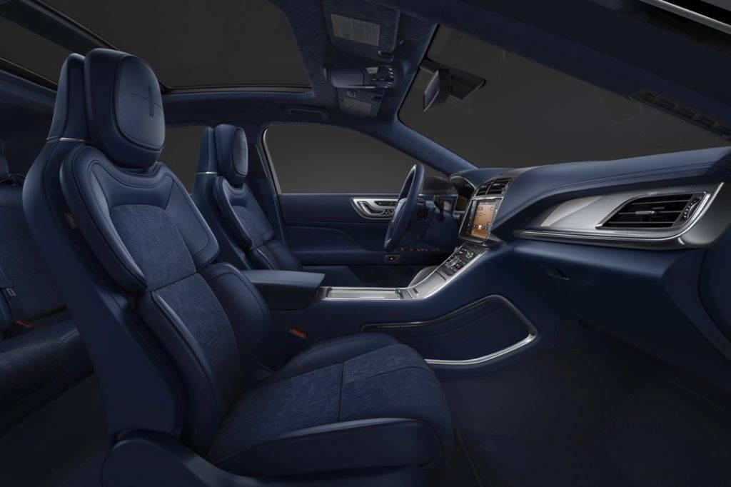 Perfect position seats are an important part of the best interior nomination.