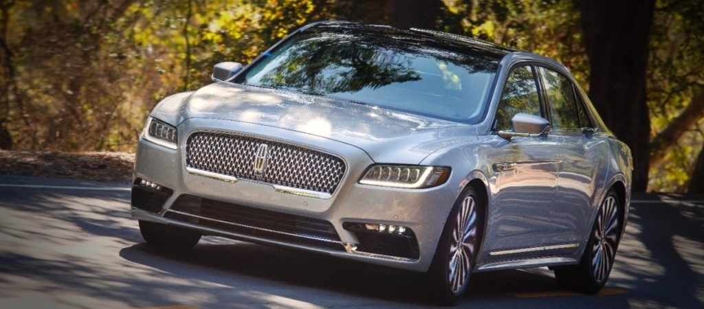 The 2017 Continental is a Top Safety Pick+.