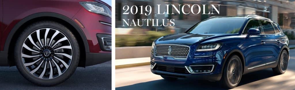 Lincoln Nautilus