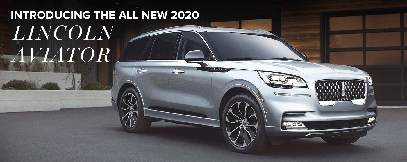 2020 Lincoln Aviator at Capital Lincoln Regina
