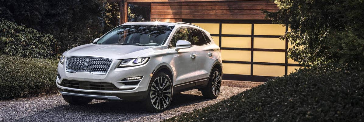 The 2019 Lincoln MKC