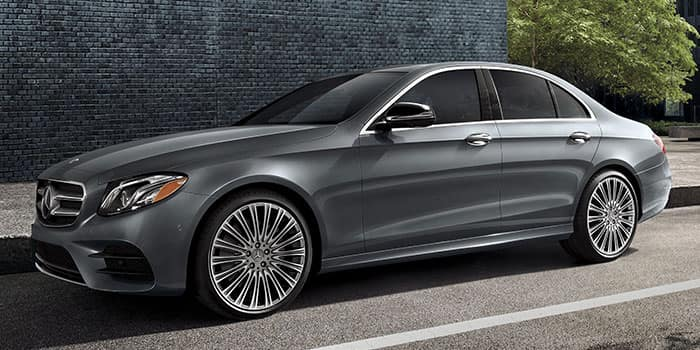 2018 Mercedes-Benz E 300 4MATIC®