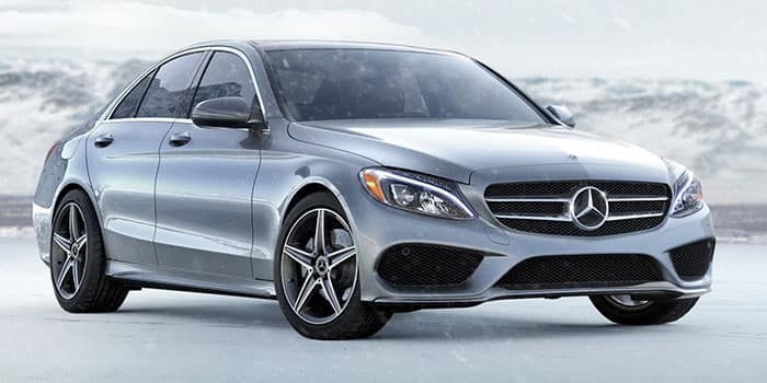 2018 Mercedes-Benz C 300 Sedan 4MATIC®
