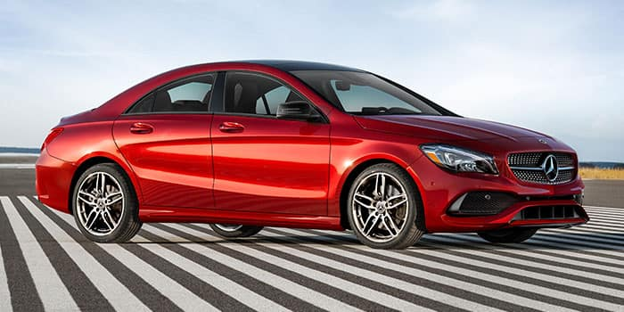 2018 Mercedes-Benz CLA 250 Coupe 4MATIC®