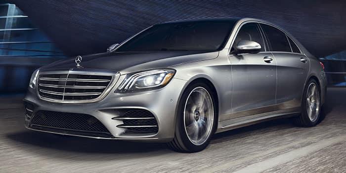 2018 Mercedes-Benz S 560 4MATIC®
