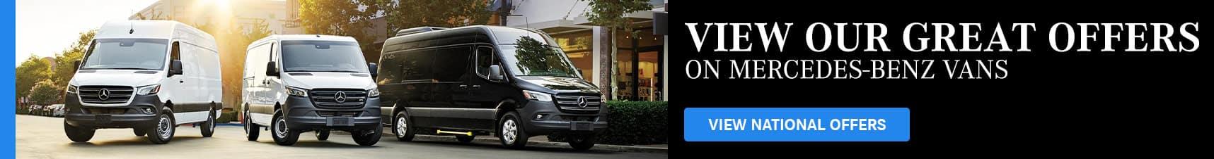 National Van Offers