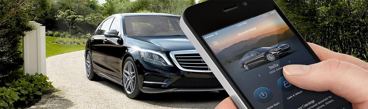 Mercedes-Benz Mbrace Connect