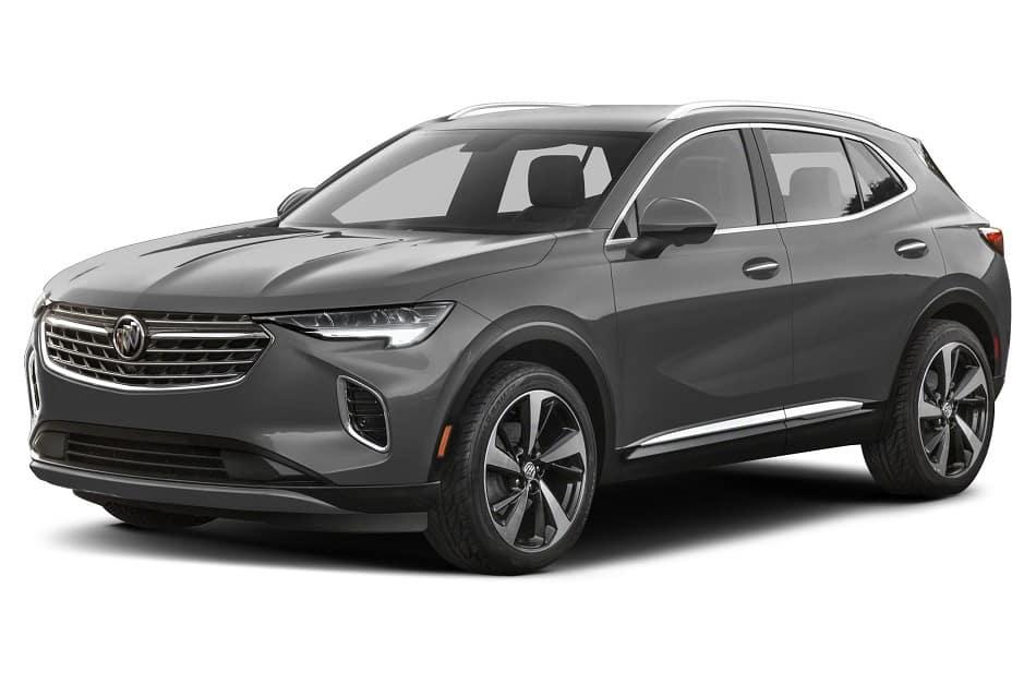 Take Home a New 2021 Buick Encore GX