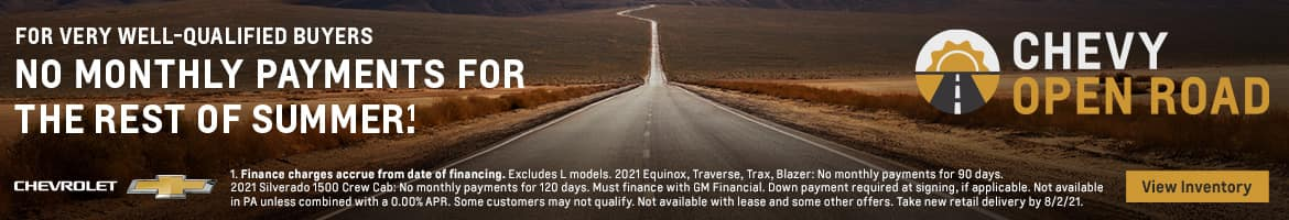 12_JULY_OPEN ROAD DEFERRAL GENERIC_NATIONAL_1170x200_BANNER