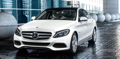 2018 C 300 Pre-Owned Executive Demo