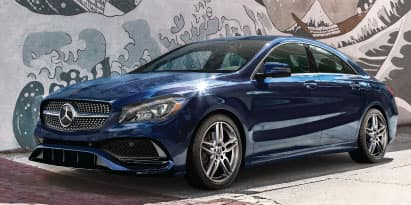 2019 CLA 250 Pre-Owned Executive Demo